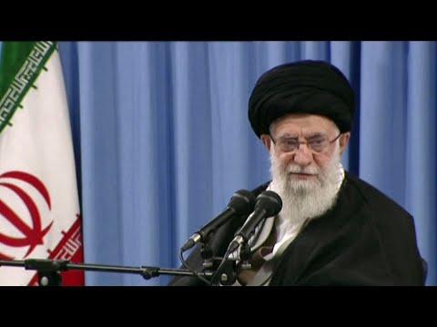 """""""Пощечиной США"""" назвал Иран ракетный удар по американским базам в Ираке."""