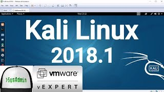 How to Install Kali Linux 2018.1 + VMware Tools + Review on VMware Workstation [2018]