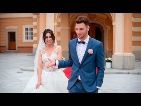 Maria&Ivan. Свадьба в замке Štiřín, Чехия
