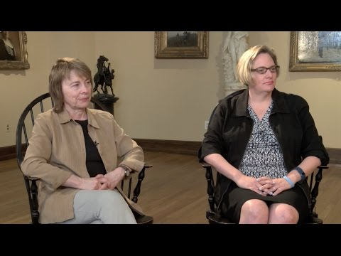 Camille Paglia and Laura Beth Nielsen - Part 1, The Drexel InterView (Season 13)