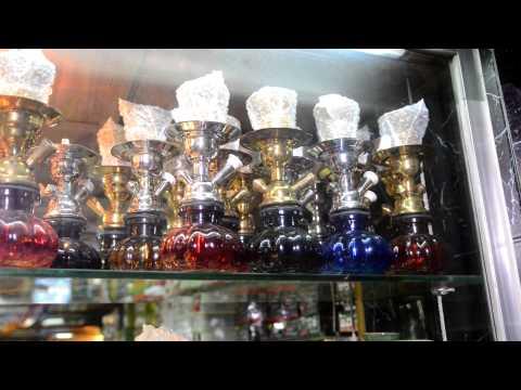 Nargila Hooka shops in Jordan