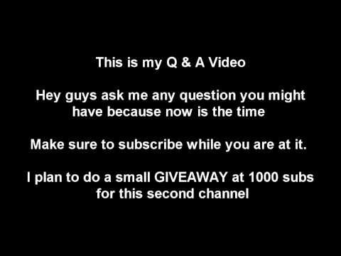 WatchaVlogs Ask Me Questions, I will Answer