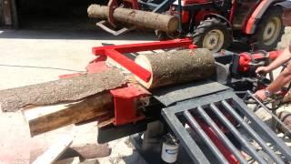 Repeat youtube video Holzspalter-Eigenbau!