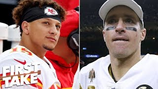 Patrick Mahomes should be 2018 NFL MVP - Max Kellerman | First Take