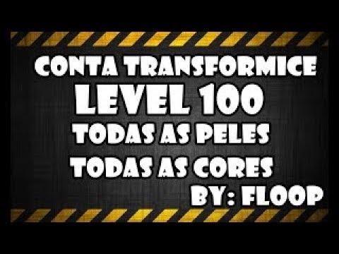 DOANDO CONTA TRANSFORMICE LEVELALTO+FRISTS ALTO!!!
