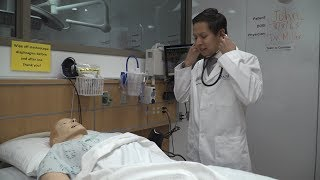 UND medical student studies to help his Navajo community