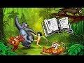 Večerníček: Čteme 366 dní Disney pohádky - 7.8.- Kniha džunglí - Ranní hlídka CZ/ENG