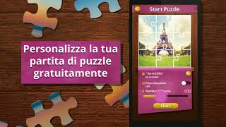 Jigsaw Puzzles Real - Android Mobile Game (IT)
