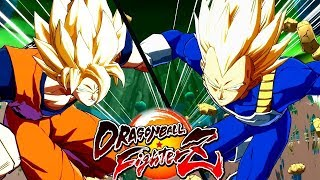 DRAGON BALL FIGHTER Z DIRECTO MAÑANERO
