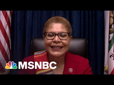 'They Want It Done Quickly': White House Giving Priority To Police Reform Legislation | MSNBC
