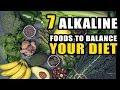 7 Alkaline Foods To Balance Your Diet