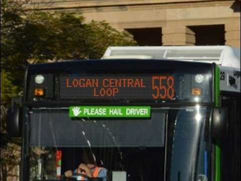 Route 558 - Logan Central Loop