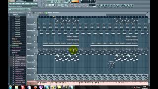 Akon - Beautiful - Fl studio (Remade version) Download Flp