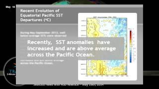 3-Minute Market Insight - Worst El Nino in Decades Coming, Atlantic Cod Pricing Driven Even Higher