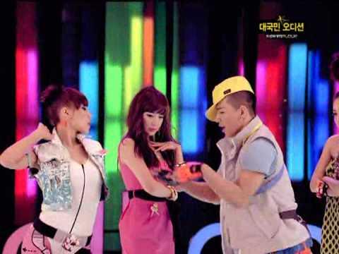 Big Bang ft 2NE1 Lollipop