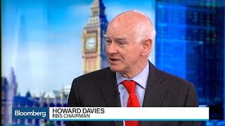 RBS Chairman Davies Sees Nothing to Alarm Markets