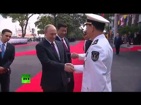 Большие надежды: Путин проводит переговоры в Китае