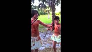 Mardudjara Aborigines