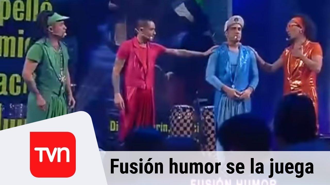 Fusión Humor se la juega sin censura