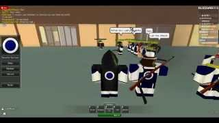 Roblox Training: (Serenity Samurai) Episode 2