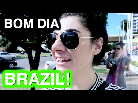 FIRST DAY IN BRAZIL! - TRAVEL VLOG 289 CUIABA (MATO GROSSO B