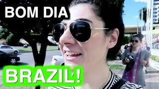 FIRST DAY IN BRAZIL! - TRAVEL VLOG 289 CUIABA (MATO GROSSO BRAZIL) | ENTERPRISEME TV