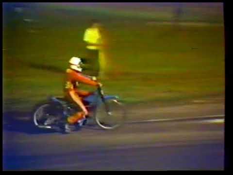 Motorcycle Racing - Empire Speedway, Brewerton NY 1984