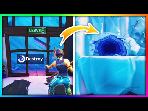 9 Secret Hidden Locations In Season 7 YOU NEVER KNEW! - Fortnite