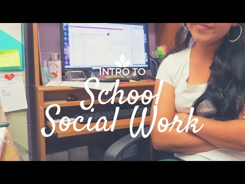 What is a School Social Worker?