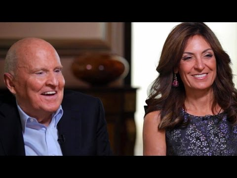 Jack and Suzy Welch on success in business and life