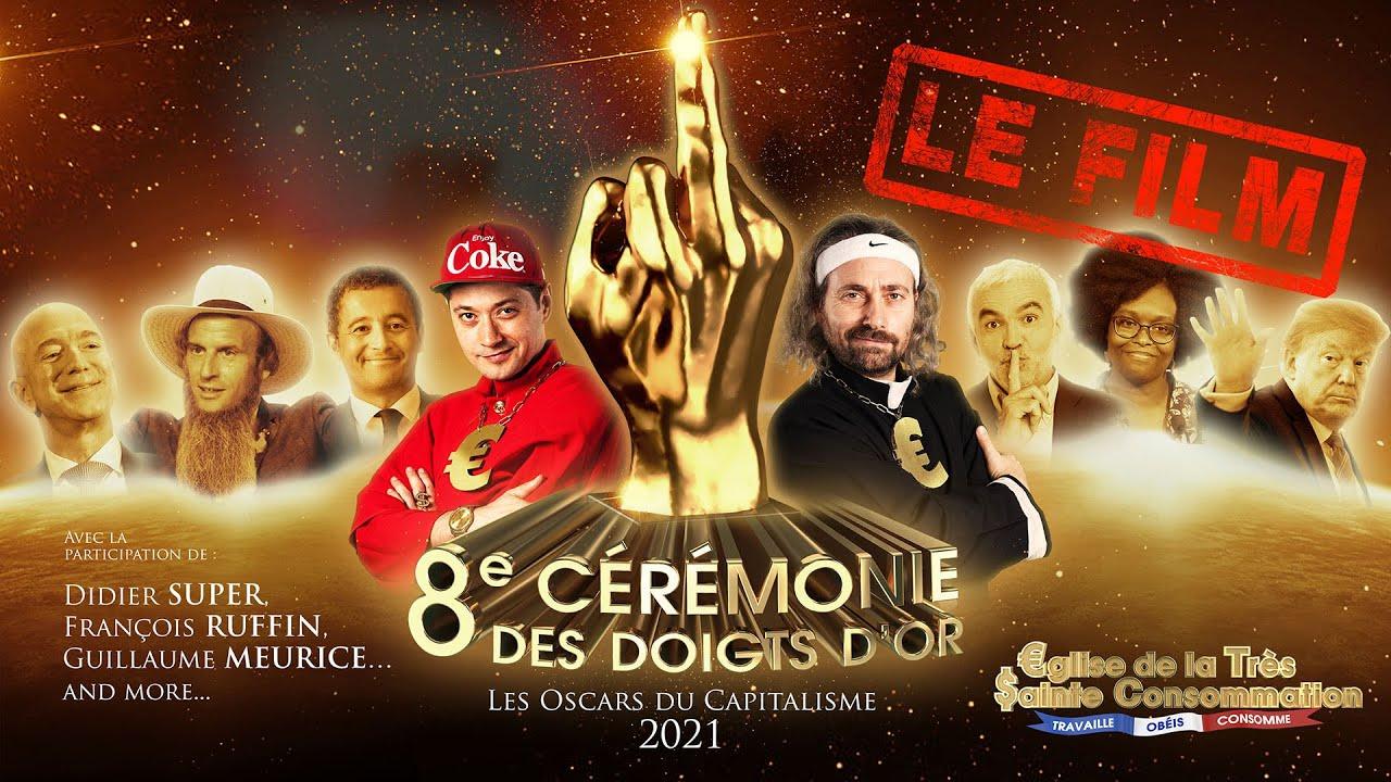 Bande-annonce provisoire 8e Cérémonie des Doigts d'Or - Le Film !