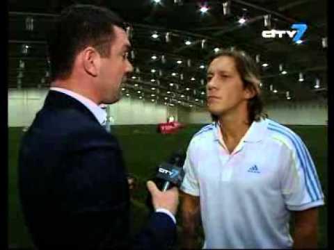 Sport on 7- Michel Salgado Interview