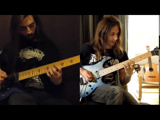 Guitar Showcases : Eternity's End releases new dual guitar playthrough video