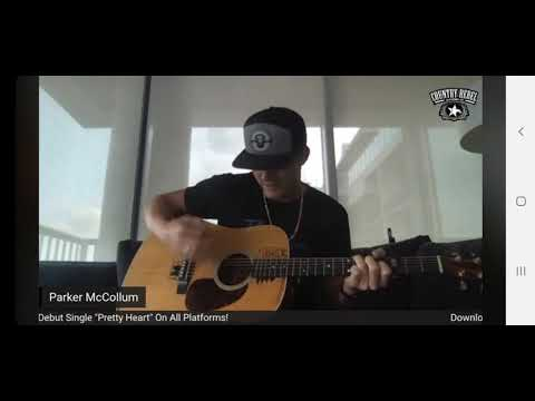 Parker McCollum - To be loved by you