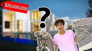 MOVING INTO A FAMOUS CONTENT HOUSE!!!
