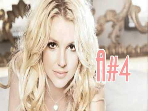 Britney Spears Studio Vocal Range: G2-F#6