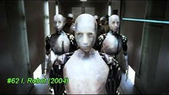 The Top 100 Sci-fi Movies