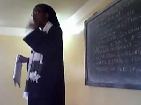 Afrikan Development Studies 2013 - 1 - 02 LECTURE 9 [PART 2]