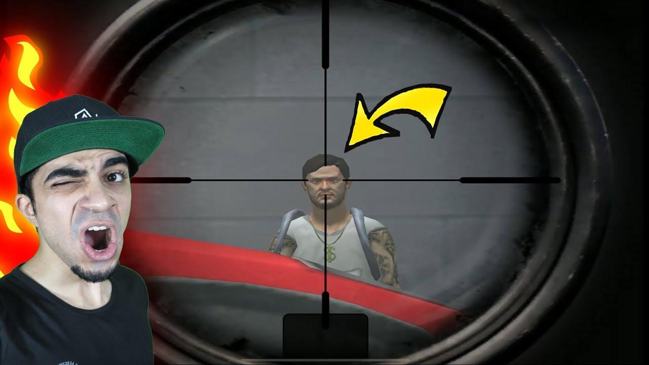 افضل قناص في العالم Sniper 3D Assassin !! ??