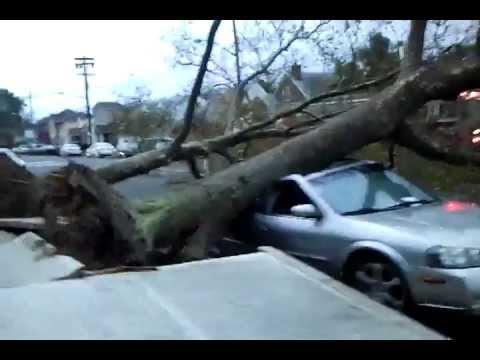 Post Sandy in Howard Beach Queens, NY