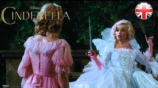 CINDERELLA | Interview - Helena Bonham Carter as Fairy Godmother | Official Disney UK