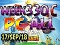 Angry Birds Friends Tournament All Levels Week 330-C PC Highscore POWER-UP walkthrough