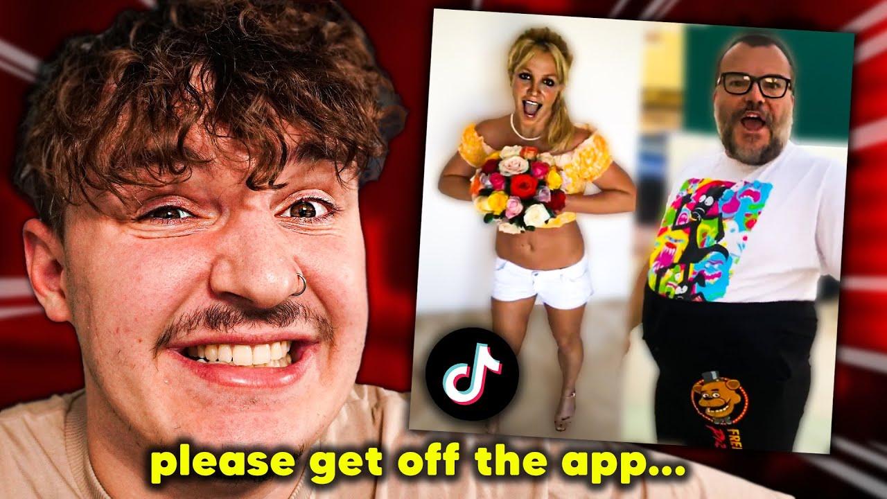 Watch Awful Celebrity Tik Toks with me...