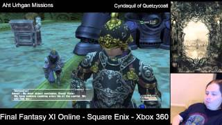 FFXI - Treasures of Aht Urhgan Missions - Wednesday - 8/19/2015