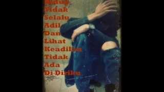 Last Kiss From Avelin - Sesak Dalam Gelap Lirik