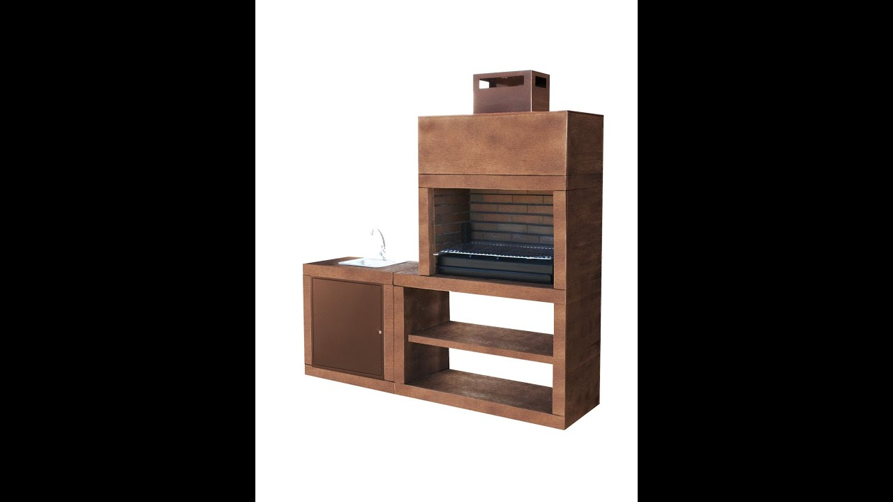 barbecue en pierre moderne aller sur notre site en ligne. Black Bedroom Furniture Sets. Home Design Ideas