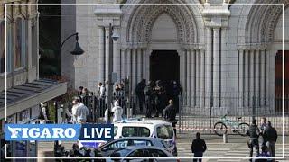 🔴Attaque au couteau à Nice: revivez notre direct depuis le centre-ville