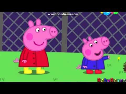 Свинка Пеппа (Ночные животные)