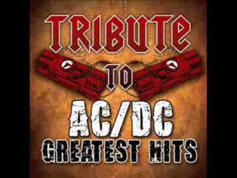 Back In Black - AC/DC Greatest Hit Tribute