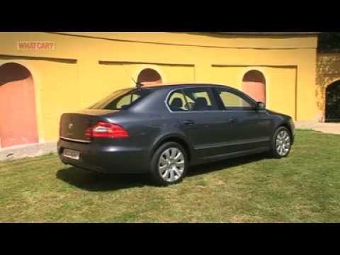 Skoda Superb Reviewed - What Car?
